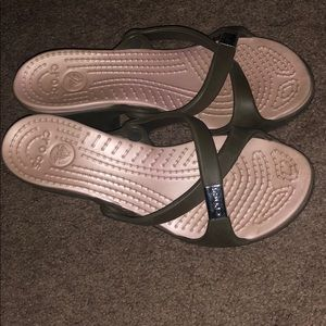 Crocs - wedge sandal